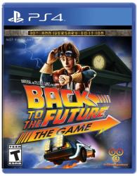 Telltale Games Back to the Future The Game (PS4)