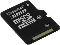 Kingston MicroSDHC 32GB Class 10 SDC10G2/32GBSP
