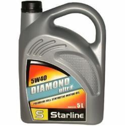 Starline Diamond Ultra 5W40 (58L)