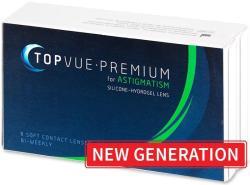 TopVue Premium for Astigmatism (6 db) - heti