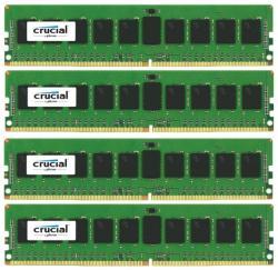 Crucial 32GB (4x8GB) DDR4 2133MHz CT4K8G4WFD8213