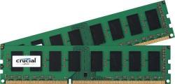 Crucial 8GB (2x4GB) DDR3 1600MHz CT2K51264BD160B