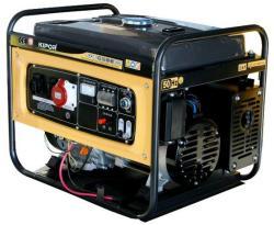 KIPOR KGE 6500 E3 3T