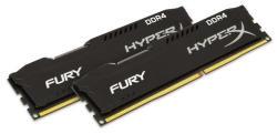 Kingston HyperX Fury 16GB (2x8GB) DDR4 2400MHz HX424C15FBK2/16