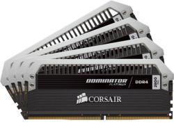 Corsair Dominator Platinum 16GB (4x4GB) DDR4 3200MHz CMD16GX4M4B3200C15