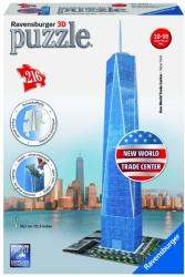 Ravensburger 3D Puzzle New World Trade Center 216 db-os (12562)