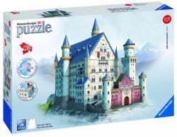 Ravensburger 3D Puzzle Neuschwanstein kastély 216 db-os (12573)