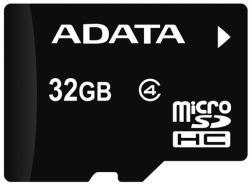 ADATA MicroSDHC 32GB Class 4 + Reader V3 AUSDH32GCL4-RM3BKBL