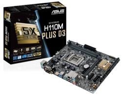 ASUS H110M-PLUS D3