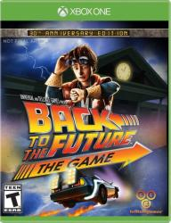 Telltale Games Back to the Future The Game [30th Anniversary Edition] (Xbox One)