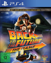 Telltale Games Back to the Future The Game [30th Anniversary Edition] (PS4)