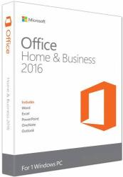 Microsoft Office 2016 Home & Business for Win (1 User) T5D-02316