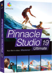 Corel Pinnacle Studio 19 Ultimate PNST19ULMLEU