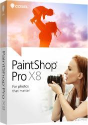 Corel PaintShop Pro X8 PSPX8MLMBEU