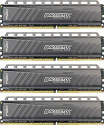 Crucial 16GB (4x4GB) DDR4 2666MHz BLT4C4G4D26AFTA