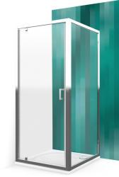 Roltechnik LEGA LINE LLDO1+LLB 70x70x190 cm szögletes