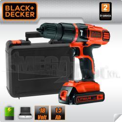 Black & Decker BL188KB-QW