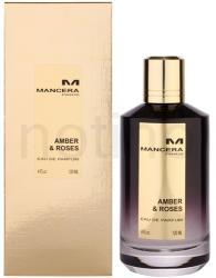 Mancera Amber & Roses EDP 120ml