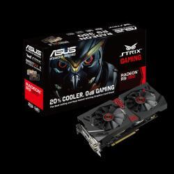 ASUS Radeon R9 380 STRIX 2GB GDDR5 256bit PCI-E (STRIX-R9380-DC2-2GD5-GAMING)