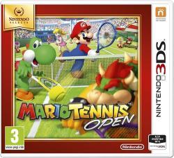 Nintendo Mario Tennis Open [Nintendo Selects] (3DS)