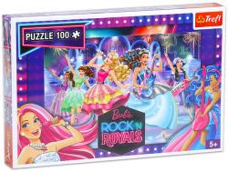 Trefl Barbie, a rocksztár hercegnő 100 db-os (16279)