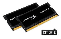 Kingston HyperX Impact 8GB (2x4GB) DDR3L 1866MHz HX318LS11IBK2/8