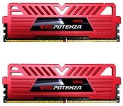 GeIL EVO Potenza 16GB (2x8GB) DDR4 2400MHz GPR416GB2400C15DC