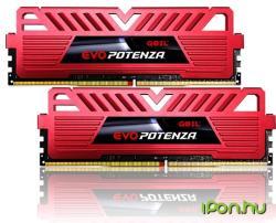 GeIL EVO Potenza 8GB (2x4GB) DDR4 2400MHz GPR48GB2400C15DC