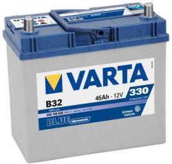 VARTA B32 Blue Dynamic 45Ah EN 330A Jobb+ (545 156 033)