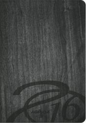 Absolut Naptár Wood zsebnaptár, álló elrendezésű, fekete (NAZSAWFK)