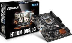 ASRock H110M-DVS/D3