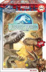 Educa Jurassic World 500 db-os (16341)