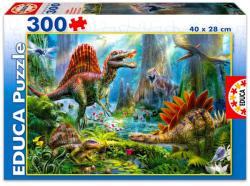Educa Dinoszauruszok 300 db-os