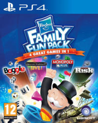 Ubisoft Hasbro Family Fun Pack (PS4)
