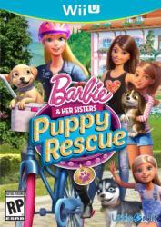 Little Orbit Barbie & Her Sisters Puppy Rescue (Wii U)