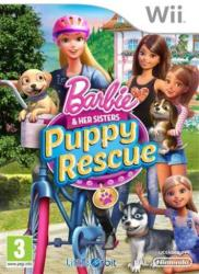 Little Orbit Barbie & Her Sisters Puppy Rescue (Wii)