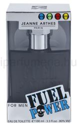Jeanne Arthes Fuel Power for Men EDT 100ml