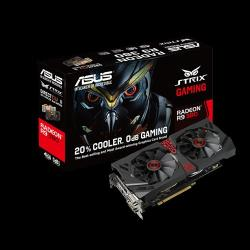 ASUS Radeon R9 380 4GB GDDR5 256bit PCIe (STRIX-R9380-DC2-4GD5-GAMING)