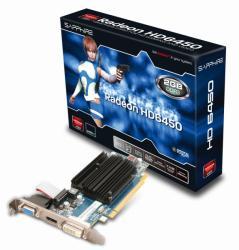 SAPPHIRE Radeon HD 6450 2GB GDDR3 64bit (11190-09-10G)