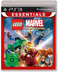 Warner Bros. Interactive LEGO Marvel Super Heroes [Essentials] (PS3)