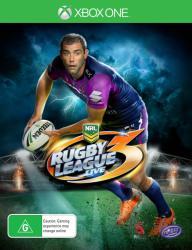 Tru Blu Entertainment Rugby League Live 3 (Xbox One)