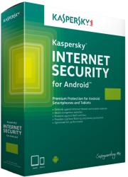 Kaspersky Internet Security for Android HUN (3 Device) KL1091OBCFS