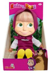Simba Masha and the bear - Masha si ursul: Papusa Masha 23cm (109301674)