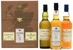 Classic Malts Whiskey Collection Brown 3x0,2L 43%