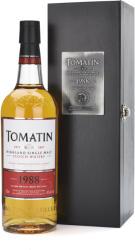 TOMATIN Vintage 1988 Whiskey 0,7L 46%