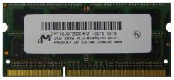 Micron 2GB DDR3 1066MHz MT16JSF25664HZ-1G1F1