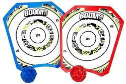 Mattel BOOM Shield Shots pajzs szett