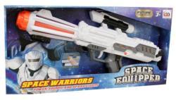 UNIKATOY Űrharcos lézerfegyver fénnyel és hanggal 911950