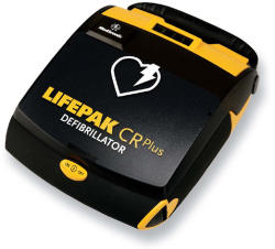 Physio-Control, Inc. - USA LIFEPAK CR Plus AED félautomata defibrillátor