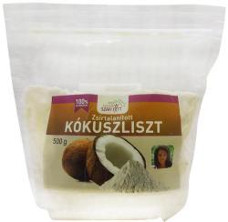 Szafi Fitt Zsírtalanított kókuszliszt 500g